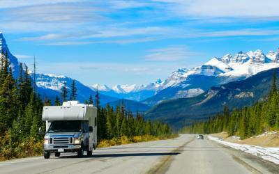 Kanada – auf Rädern