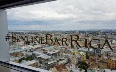 Freie Sicht auf Riga